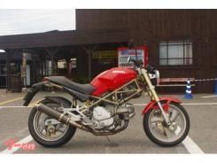 Ducati MONSTER400, 2004