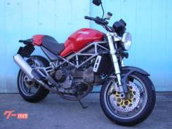 Ducati MONSTER900, 2002