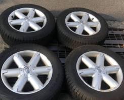 """Nissan. 7.5x18"""", 5x114.30, ET40, ЦО 66,1мм."""