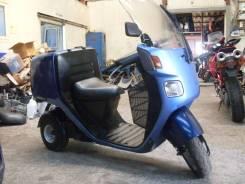 Honda Gyro Canopy. 50куб. см., исправен, без птс, без пробега