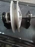Диск реверса мотобуксировщика 2х опорный на сферических подшипниках