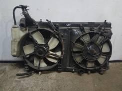 Радиатор двигателя Honda FIT 2003