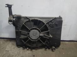 Радиатор двигателя Mazda Demio 2006