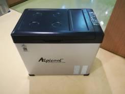 Компрессорный авто холодильник и морозилка Alpicool C50
