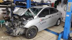Hyundai Solaris. Птс с железом комплект хендай солярис 2015 гв 1,4