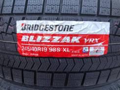 Bridgestone Blizzak VRX, 245/40R19 98S Made in Japan!