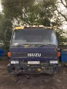 Isuzu V305. Продается автобетоносмеситель, 16 683куб. см.