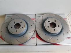 Комплект перед переф торм дисков Prado150 GX460/400 4Runner