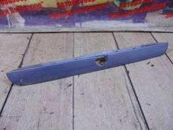 Накладка на дверь багажника Chevrolet Lanos T100 Chevrolet Lanos T100 2011
