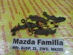Пружина прижимная тормозной колодки Mazda Familia Mazda Familia 1999
