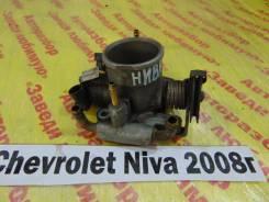 Заслонка дроссельная Chevrolet Niva Chevrolet Niva 2008