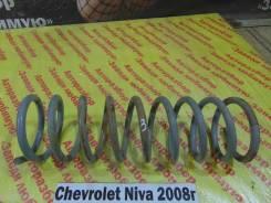 Пружина задн. лев. Chevrolet Niva Chevrolet Niva 2008