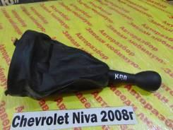 Ручка переключения механической трансмиссии Chevrolet Niva Chevrolet Niva 2008