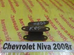 Кронштейн кпп Chevrolet Niva Chevrolet Niva 2008