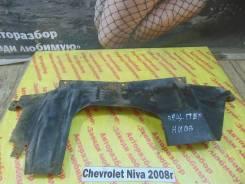 Защита двигателя Chevrolet Niva Chevrolet Niva 2008