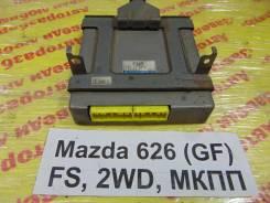 Блок управления двигателем Mazda 626 (GE) 1992-1997 Mazda 626 (GE) 1992-1997 1993