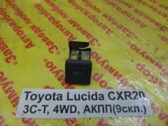 Ручка открывания капота Toyota Estima Lucida Toyota Estima Lucida 1995