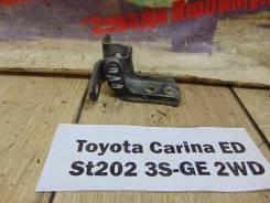 Крепление двери перед. лев. верх. Toyota Carina ED ST202 Toyota Carina ED ST202