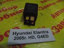Реле Hyundai Elantra HD Hyundai Elantra HD 2005