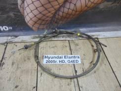 Трос ручника задн. лев. Hyundai Elantra HD Hyundai Elantra HD 2005