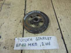 Шкив коленвала Toyota Starlet EP82 Toyota Starlet EP82