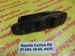 Блок управления стеклоподъемниками перед. лев. Toyota Carina ED ST183 Toyota Carina ED ST183 1992