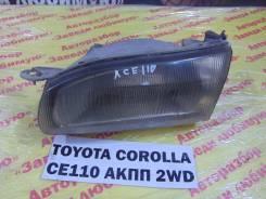 Фара перед. лев. Toyota Corolla CE110 Toyota Corolla CE110 1995
