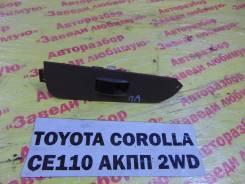 Кнопка стеклоподьемника перед. лев. Toyota Corolla CE110 Toyota Corolla CE110 1995