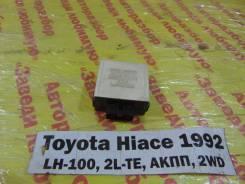 Блок управления стеклоочистителем Toyota Hiace LH100 Toyota Hiace LH100 1992