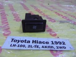 Кнопка включения обогрева Toyota Hiace LH100 Toyota Hiace LH100 1992
