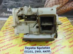 Корпус отопителя Toyota Sprinter EE101 Toyota Sprinter EE101 1994