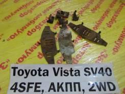Зажим тормозной колодки Toyota Vista SV40 Toyota Vista SV40 1996, передний