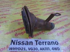 Горловина топливного бака Nissan Terrano WHYD21 Nissan Terrano WHYD21 1992