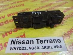 Блок управления стеклоподъемниками перед. прав. Nissan Terrano WHYD21 Nissan Terrano WHYD21 1992