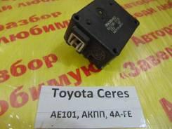 Сервопривод заслонки отопителя Toyota Corolla Ceres AE101 Toyota Corolla Ceres AE101
