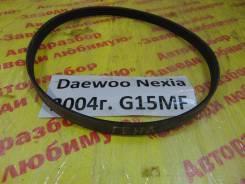 Ремень генератора Daewoo Nexia T100 Daewoo Nexia T100 2004