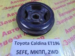 Шкив коленвала Toyota Caldina ET196 Toyota Caldina ET196 1997