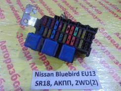 Блок предохранителей салона Nissan Bluebird EU13 Nissan Bluebird EU13