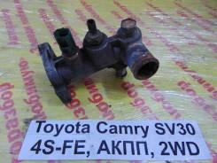 Фланец двигателя системы охлаждения Toyota Camry SV30 Toyota Camry SV30