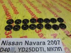 Тарелка клапана Nissan Navara D40 Nissan Navara D40 2007
