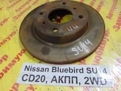 Диск тормозной перед. прав. Nissan Bluebird SU14 Nissan Bluebird SU14