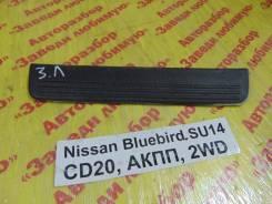 Накладка на порог задн. лев. Nissan Bluebird SU14 Nissan Bluebird SU14