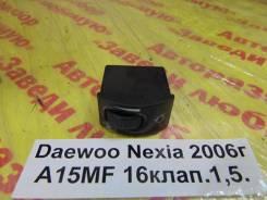 Регулировка паузы стеклоочистителя Daewoo Nexia T100 Daewoo Nexia T100 2006