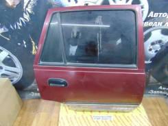 Стекло двери Daewoo Nexia T100 Daewoo Nexia T100 2006, правое заднее