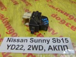 Кнопка стеклоподьемника задн. прав. Nissan Sunny SB15 Nissan Sunny SB15 2000