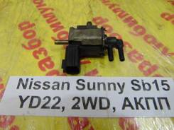 Клапан вакуумный Nissan Sunny SB15 Nissan Sunny SB15 2000