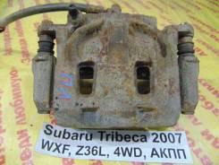Суппорт тормозной перед. лев. Subaru Tribeca Subaru Tribeca