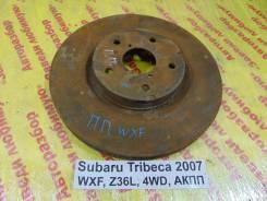 Диск тормозной перед. прав. Subaru Tribeca Subaru Tribeca