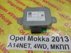 Блок управления Opel Mokka Opel Mokka 2013