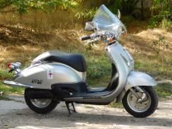 Honda Joker 50. 49куб. см., исправен, птс, с пробегом
